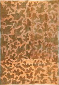 Colored Vintage Szőnyeg 195X285 Modern Csomózású Barna/Világosbarna (Gyapjú, Perzsia/Irán)