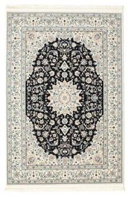 Nain Emilia - Sötétkék Szőnyeg 160X230 Keleti Világosszürke/Bézs ( Törökország)