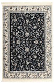 Nain Florentine - Sötétkék Szőnyeg 160X230 Keleti Világosszürke/Bézs/Fekete ( Törökország)