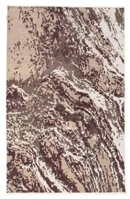 Himalaya Szőnyeg 177X280 Modern Csomózású Világosbarna/Sötétbarna (Gyapjú, India)