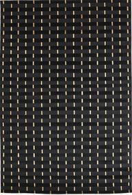 Himalaya Szőnyeg 168X247 Modern Csomózású Fekete ( India)
