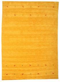 Gabbeh Loom Two Lines - Sárga Szőnyeg 240X340 Modern Narancssárga (Gyapjú, India)