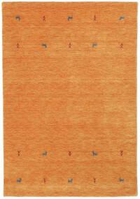 Gabbeh Loom Two Lines - Narancssárga Szőnyeg 160X230 Modern Narancssárga (Gyapjú, India)