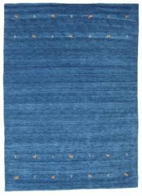 Gabbeh Loom Two Lines - Kék Szőnyeg 240X340 Modern Kék/Sötétkék (Gyapjú, India)