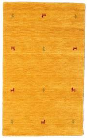 Gabbeh Loom Two Lines - Sárga Szőnyeg 100X160 Modern Narancssárga (Gyapjú, India)
