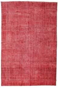 Colored Vintage Szőnyeg 215X325 Modern Csomózású Rozsdaszín/Piros (Gyapjú, Törökország)