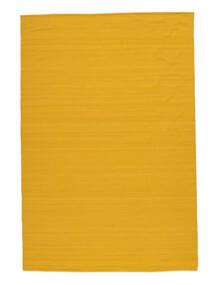 Kilim Loom - Sárga Szőnyeg 160X230 Modern Kézi Szövésű Narancssárga (Gyapjú, India)