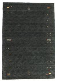 Gabbeh Loom Frame - Sötétszürke/Zöld Szőnyeg 160X230 Modern Sötétzöld (Gyapjú, India)