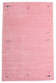 Gabbeh Loom Frame - Rózsaszín Szőnyeg 190X290 Modern Világos Rózsaszín/Rózsaszín (Gyapjú, India)