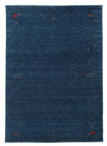 Gabbeh Loom Frame - Sötétkék Szőnyeg 160X230 Modern Sötétkék (Gyapjú, India)
