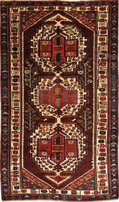 Bakhtiar Szőnyeg 156X280 Keleti Csomózású Sötétbarna/Sötétpiros (Gyapjú, Perzsia/Irán)