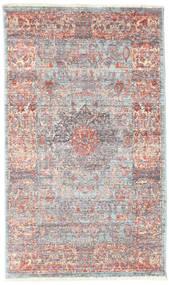 Mira - Sötét Szőnyeg 80X140 Modern Világosszürke/Világos Rózsaszín ( Törökország)