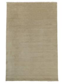 Handloom Fringes - Greige Szőnyeg 160X230 Modern Világosszürke (Gyapjú, India)