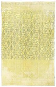 Colored Vintage Szőnyeg 178X285 Modern Csomózású Sárga/Bézs (Gyapjú, Törökország)