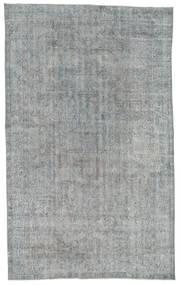 Colored Vintage Szőnyeg 181X297 Modern Csomózású Világosszürke/Türkiz Kék (Gyapjú, Törökország)