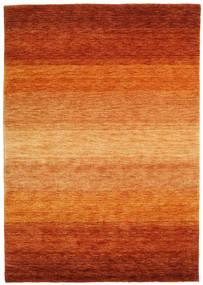 Gabbeh Rainbow - Rozsdaszín Szőnyeg 140X200 Modern Narancssárga/Rozsdaszín/Világosbarna (Gyapjú, India)