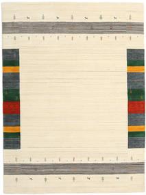 Loribaf Loom Designer - Bézs Szőnyeg 210X290 Modern Bézs/Sötét Bézs (Gyapjú, India)