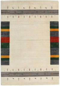 Loribaf Loom Designer - Bézs Szőnyeg 160X230 Modern Bézs/Sötét Bézs (Gyapjú, India)