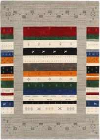 Loribaf Loom Designer Szőnyeg 160X230 Modern Világosszürke/Bézs (Gyapjú, India)