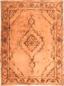 Colored Vintage Szőnyeg 280X375 Modern Csomózású Narancssárga/Barna Nagy (Gyapjú, Perzsia/Irán)