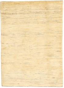 Gabbeh Perzsa Szőnyeg 106X148 Modern Csomózású Bézs/Sötét Bézs (Gyapjú, Perzsia/Irán)