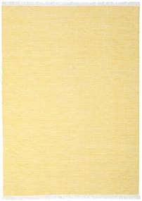 Diamond Gyapjú - Sárga Szőnyeg 210X290 Modern Kézi Szövésű Sárga/Bézs (Gyapjú, India)