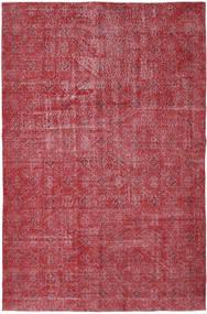 Colored Vintage Szőnyeg 186X287 Modern Csomózású Rozsdaszín/Piros/Sötétpiros (Gyapjú, Törökország)