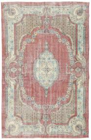 Colored Vintage Szőnyeg 172X266 Modern Csomózású Világosszürke/Világos Rózsaszín (Gyapjú, Törökország)