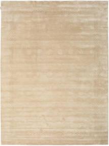 Loribaf Loom Beta - Bézs Szőnyeg 290X390 Modern Bézs/Sötét Bézs Nagy (Gyapjú, India)