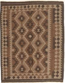 Kilim Maimane Szőnyeg 148X187 Keleti Kézi Szövésű Barna/Sötétbarna (Gyapjú, Afganisztán)