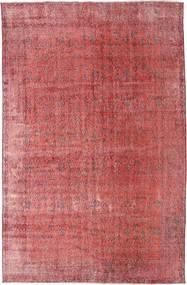 Colored Vintage Szőnyeg 186X288 Modern Csomózású Rozsdaszín/Sötétpiros (Gyapjú, Törökország)