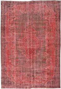 Colored Vintage Szőnyeg 184X272 Modern Csomózású Rozsdaszín/Sötétpiros (Gyapjú, Törökország)
