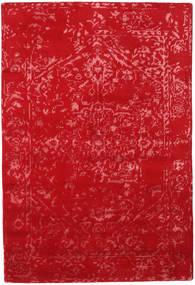 Orient Express - Piros Szőnyeg 140X200 Modern Csomózású Piros (Gyapjú/Bamboo Selyem, India)