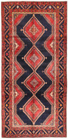 Koliai Szőnyeg 151X310 Keleti Csomózású Sötétpiros/Sötétlila (Gyapjú, Perzsia/Irán)