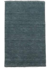 Handloom Fringes - Deep Petrol Szőnyeg 160X230 Modern Kék (Gyapjú, India)