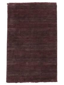 Handloom Fringes - Deep Wine Szőnyeg 160X230 Modern Sötétlila/Sötétbarna (Gyapjú, India)