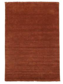 Handloom Fringes - Deep Rust Szőnyeg 160X230 Modern Rozsdaszín/Sötétpiros (Gyapjú, India)