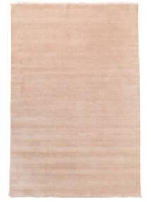 Handloom Fringes - Soft Rose Szőnyeg 200X300 Modern Világos Rózsaszín/Bézs (Gyapjú, India)