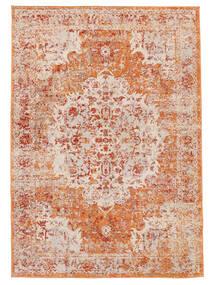 Nadia - Narancssárga Szőnyeg 160X230 Modern Világosbarna/Barna ( Törökország)