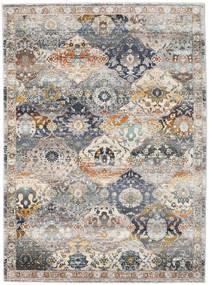 Molina - Sötét Szőnyeg 118X176 Modern Világosszürke/Bézs ( Törökország)