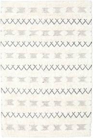 Shedir - White Szőnyeg 160X230 Modern Kézi Szövésű Bézs/Bézs/Krém (Gyapjú, India)