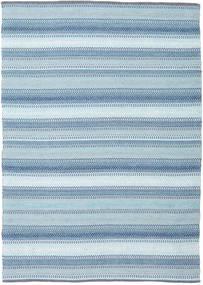 Wilma - Kék Szőnyeg 170X240 Modern Kézi Szövésű Világoskék (Pamut, India)