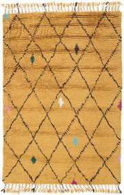 Alta - Arany Szőnyeg 120X180 Modern Csomózású Világosbarna/Narancssárga (Gyapjú, India)