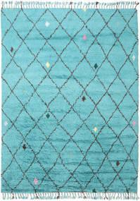 Alta - Turquoise Szőnyeg 200X300 Modern Csomózású Világoskék/Türkiz Kék (Gyapjú, India)