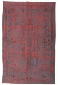 Colored Vintage Szőnyeg 169X260 Modern Csomózású Bíbor/Sötétbarna (Gyapjú, Törökország)