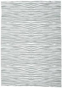Kültéri Szőnyeg Zebra - Zöld Szőnyeg 200X280 Modern Világoskék/Világosszürke ( Svédország)