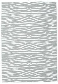 Kültéri Szőnyeg Zebra - Zöld Szőnyeg 150X210 Modern Világoskék/Bézs ( Svédország)