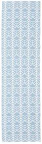 Kültéri Szőnyeg Arch - Kék Szőnyeg 70X300 Modern Világoskék/Bézs ( Svédország)