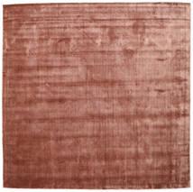 Brooklyn - Pale Copper Szőnyeg 250X250 Modern Szögletes Sötétpiros/Világosbarna Nagy ( India)
