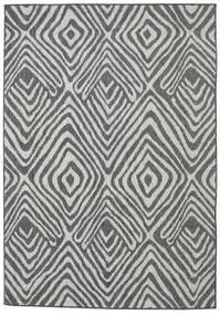Kültéri Szőnyeg Savanna - Sötétszürke/Világosszürke Szőnyeg 200X300 Modern Világosszürke/Sötétszürke ( Törökország)